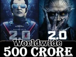 Point 0 Worldwide Box Office Akshay Kumar Rajnikanth Overseas Collection 500 Crore Club