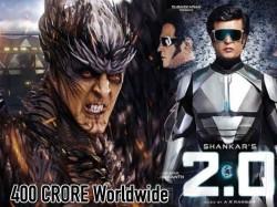 Point 0 Worldwide Box Office Akshay Kumar Rajnikanth Starrer Film Enter 400 Crore Club
