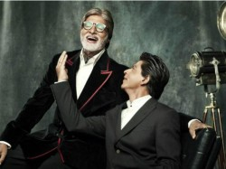 Shahrukh Khan Amitabh Bachchan Might Share Screen For Movie Badla