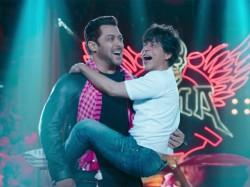Sharukh Khan Salman Khan Starrer Zero Song Issaqbaazi Released