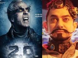 Akshay Kumar S 2 0 Aamir Khan S Secret Superstar 2018 Top 50 Worldwide Box Office