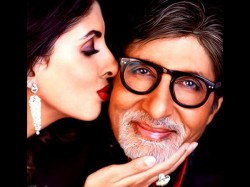 Amitabh Bachchan Shared Emotional Picture Shweta Bachchan S Bidai