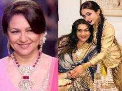 Kedarnath Sharmila Tagore Praises Sara Ali Khan Said She Proud Of Her