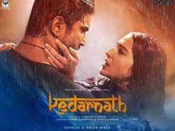 Gujrat High Court Plea Seeking Ban On Kedarnath Film Got Rejected