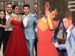 Priyanja Nick Dance Together After Marriage At Umaid Bhavan Photos Gone Viral