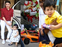 Taimur Celebrated His 20th Pre Birthday Party With Star Kids
