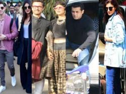 Isha Ambani Wedding Bollywood Celebrities Reached Udaipur Wedding