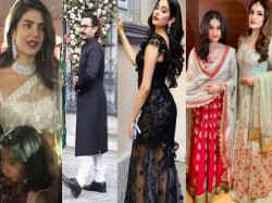 Isha Ambani Wedding Bollywood Celebrities Look Adorable At Sangeet Ceremony