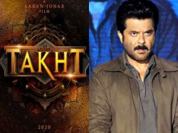 Takht Anil Kapoor Will Play As Shahjahaan The Film