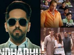 Ayushman Khurrna S Andhadhun Beat Padman Sanju Become Imdb Top Indian Movie