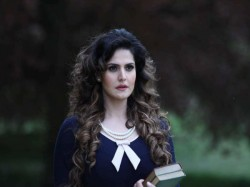 Zareen Khan Have Not Stopped Crying After Car Accidents