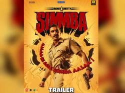 Simmba Trailer Ranveer Singh Sara Ali Khan Starer Simmba Trailer Out