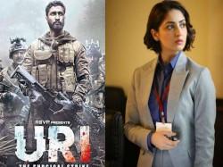 First Look Yami Gautam First Look As Intelligence Officer