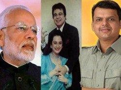 Dilip Kumar Wife Saira Bano Tweet Remind Pm Modi About Sameer Bhojwani