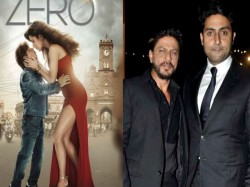 Zero Abhishek Bachchan Emraan Hashmi Send Good Wishes Shahrukh Khan Film