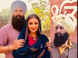 Akshay Kumar Parineeti Chopra Look From Kesari Shooting Wrapped