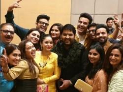 Kapil Sharma Ginni Wedding Mata Ka Jagran Krushna Sudesh