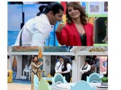 Bigg Boss 12 Hina Khan Juhi Parmar Entry Bb Hotel Task 25 December Written
