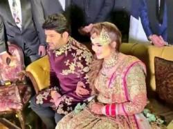 Kapil Sharma Ginni Chatrath Marriage Reception Pic Inside Video