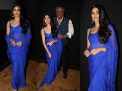 Janhvi Kapoor Reminds Of Sridevi As She Collects Her Shooting Star Of The Year Award For Dhadak