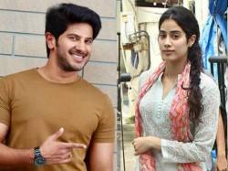 Jhanvi Kapoor To Romance Dulquer Salmaan For Gunjan Saxena Biopic