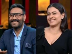 Ajay Devgn Kajol Koffee With Karan 6 2 December Episode