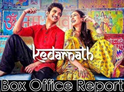 Kedarnath Day 2 Box Office Saturday Collections