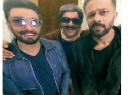 Simmba Ranveer Singh Entry Sunil Grover Kanpur Wale Khuranas Video