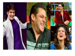 Salman Khan Tweet Kapil Sharma Show Premier Today Fans Super Hit Reaction