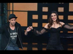Kriti Sanon Pitches For Hrithik Roshan S Kkrish