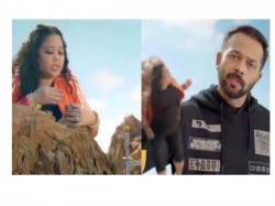 Rohit Shetty Khatron Ke Khiladi 9 Promo With Bharti Singh