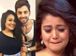 Neha Kakkar Breakup With Himansh Kohli Breaks Down Indian Idol