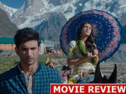 Kedarnath Movie Review And Rating Sushant Singh Rajput Sara Ali Khan