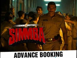 Rohit Shetty Ranveer Singh Simmba Advance Booking Starts