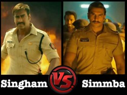 Is Ranveer Singh Upset Over Ajay Devgn Getting More Attention In Simmba Trailer