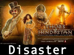 Aamir Khan Is Shaken With Thugs Hindostan Failure Puts All The Films On Hold