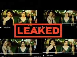 Sridevi Kajol Alia Bhatt Scenes From Zero Leaked Pictures And Video Go Viral
