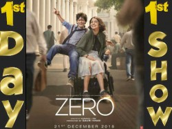 Zero Live Audience Review First Day First Show Response
