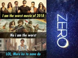 Shahrukh Khan Zero Getting Negative Reviews From Fans