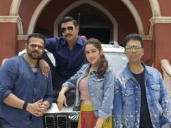 Ranveer Singh Karan Johar Hails Blockbuster King Rohit Shet