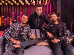 Koffee With Karan 6 Hardik Pandya Kl Rahul S Episode Pulled Down