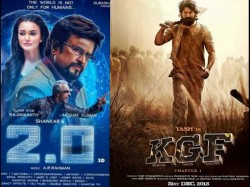Kgf Hindi Box Office Collection Beats Akshay Kumar Rajnikanth 2 0 Profit