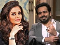 Aishwarya Rai Bachchan Taunts On Emraam Hashmi Plastic Comment