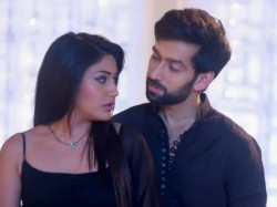 Surbhi Chandna Wishes Nakuul Mehta Nostalgia With Final Shivika Video