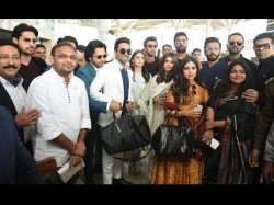 Ranbir Alia Bollywood Stars Head To Delhi To Meet Pm Narendra Modi