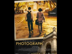 Photograph Poster Nawazuddin Siddiqui Sanya Malhotra Starer Next Film Poster