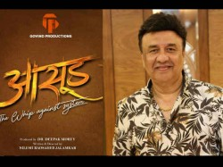 Anu Malik Marks His Debut Marathi Film Industry With Aasud
