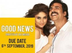 Akshay Kumar Film Good News New Release Date Announced Deets Here