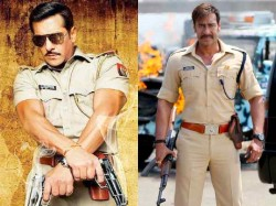 Salman Khan To Ajay Devgan Actors Who Played Police Officer On Screen