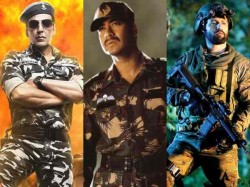 Ajay Devgn To Akshay Kumar 10 Stars Who Appeared In Army Uniform In Their Film